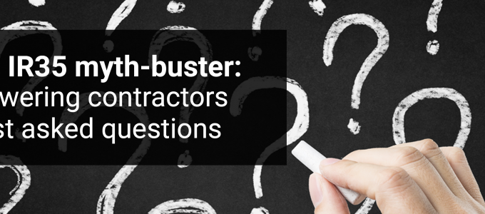 The IR35 mythbuster Answering contractors most asked questions legal