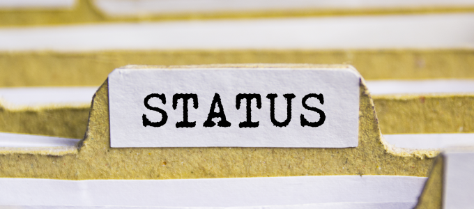 What is a Status Determination Statement (SDS)?